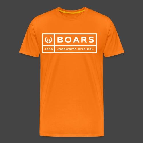 boars block 3006 - Männer Premium T-Shirt