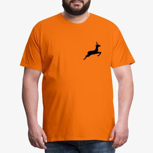 hirsch tehmen - Männer Premium T-Shirt
