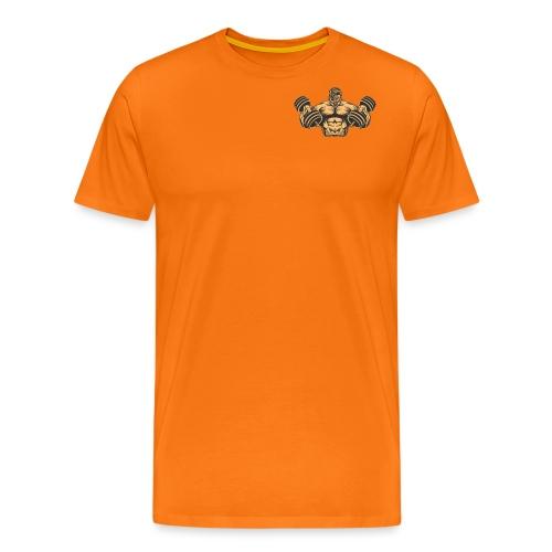Logo TeamPowerGym - Maglietta Premium da uomo