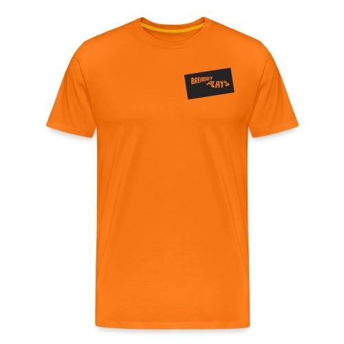 Breaddy Plays Logo - Men's Premium T-Shirt