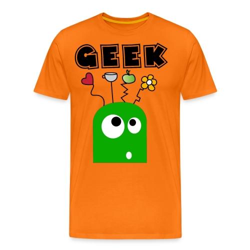 geek_green - T-shirt Premium Homme