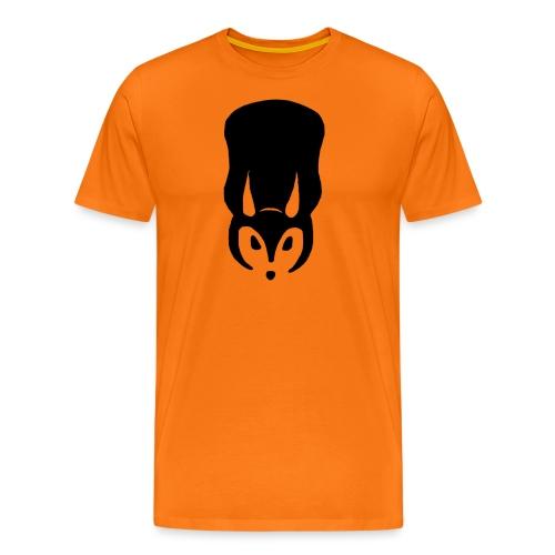 SeriousSquirrel big - Men's Premium T-Shirt