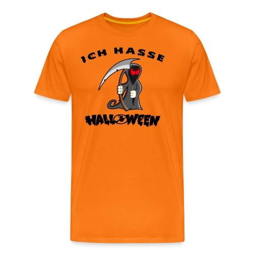 Für alle die die Halloween nix abgewöhnen können - Männer Premium T-Shirt