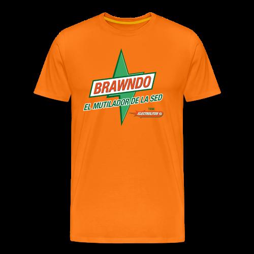 Brawndo El mutilador de la sed - Camiseta premium hombre