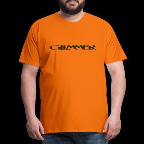 Glimmer - Premium T-skjorte for menn