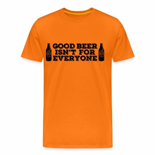 Good Beer - Men's Premium T-Shirt