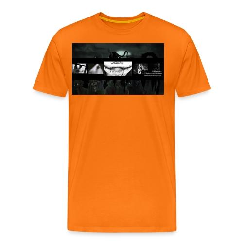 FotorCreated jpg - Men's Premium T-Shirt