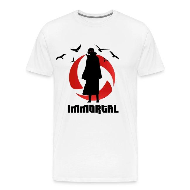itachi immortal