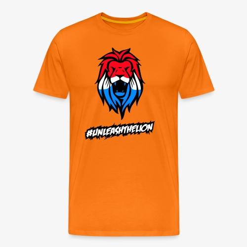 UnleashTheLion - Mannen Premium T-shirt