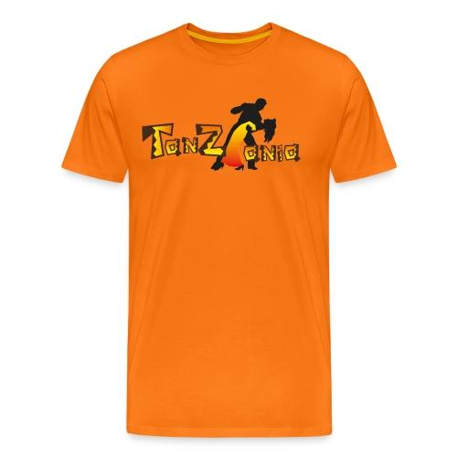 tanzania_dunkel aktuell - Männer Premium T-Shirt