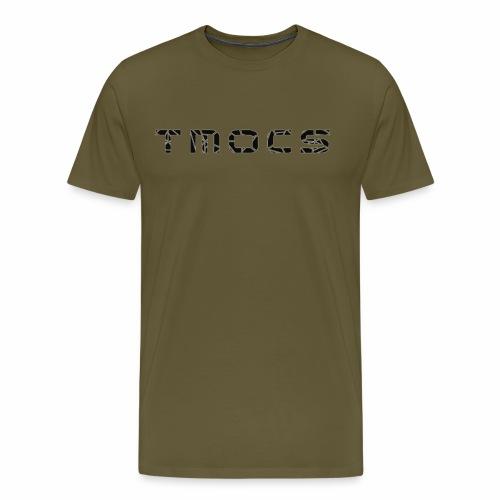 Tmocs Logo black - Mannen Premium T-shirt