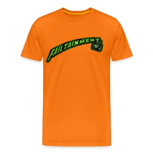 Failtainment Full - Männer Premium T-Shirt