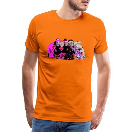 SERGI DANI ENDO DARIAN - Camiseta premium hombre