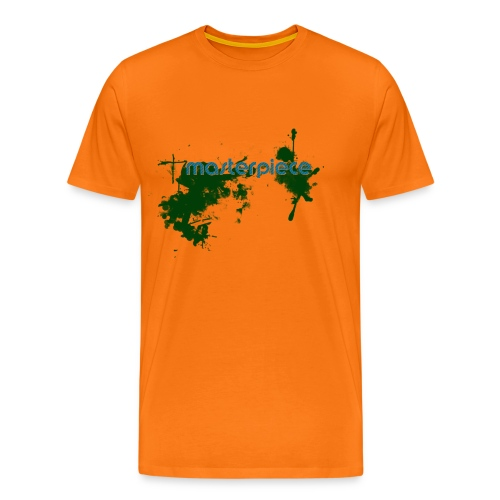 masterpiece png - Männer Premium T-Shirt