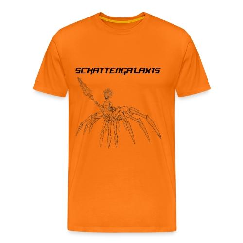 Pawet opa png - Männer Premium T-Shirt