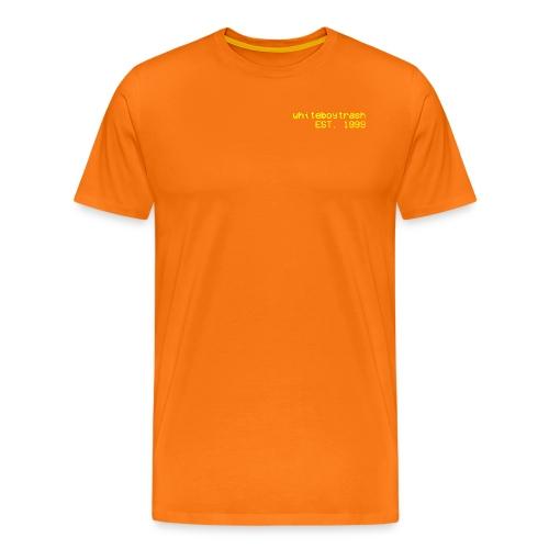 19999 - Premium T-skjorte for menn
