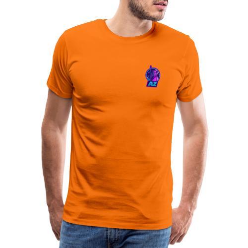 AZ GAMING LOGO - Men's Premium T-Shirt
