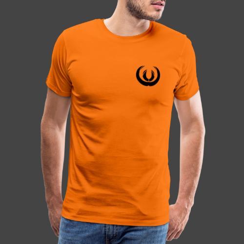 """Gewehre des Keilers""-Jägershirt - Männer Premium T-Shirt"