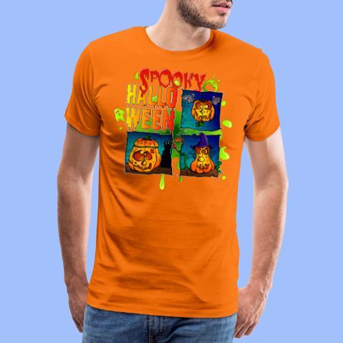 Spooky Halloween - T-shirt Premium Homme