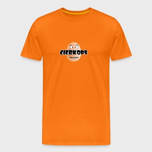 Eierkopf - Männer Premium T-Shirt