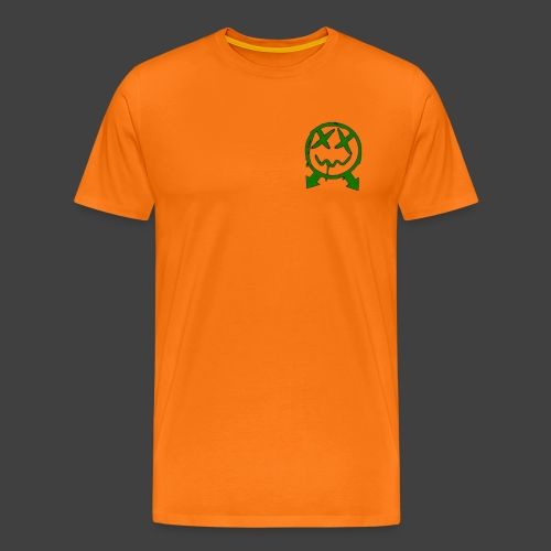 Logo Schatten - Männer Premium T-Shirt