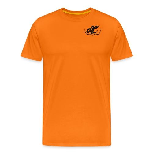 Logo Personal AC CLOTH Negro - Camiseta premium hombre