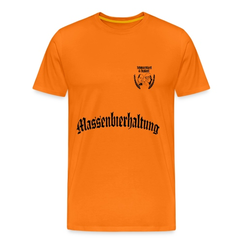 S F 1 png - Männer Premium T-Shirt