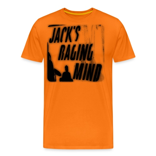 Jacks Raging T Shirt - Men's Premium T-Shirt