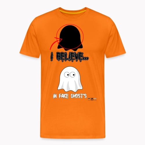 Lokey Reviews Official Spooky Ass Sunday Design - Men's Premium T-Shirt