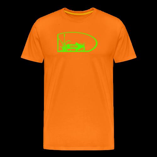 LEAFED :green: - Männer Premium T-Shirt