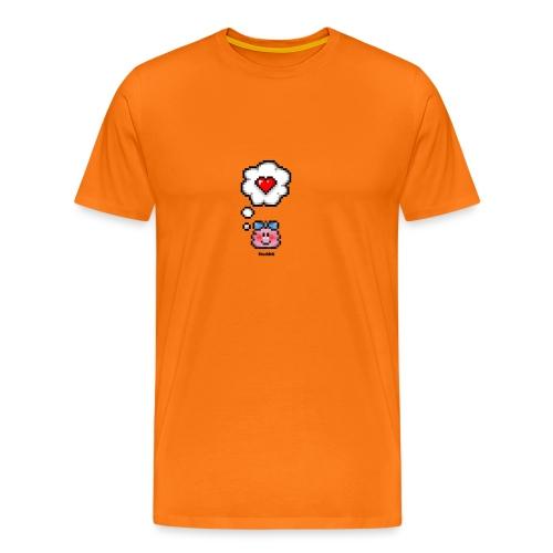 Love Toughts – Girl - Männer Premium T-Shirt
