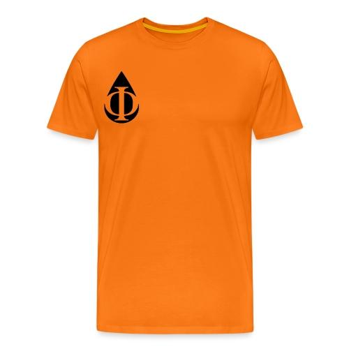 AquaPhi Logo (no-txt) - Men's Premium T-Shirt