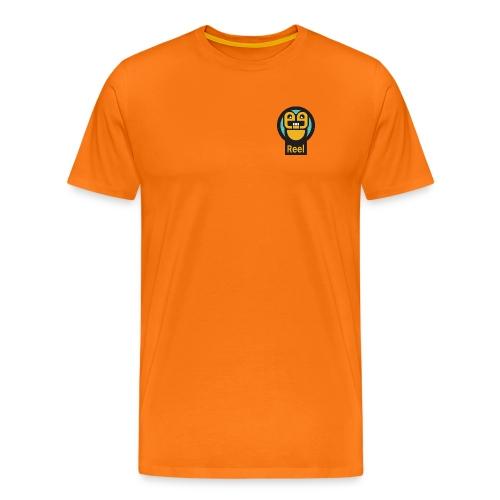 logo reel - T-shirt Premium Homme