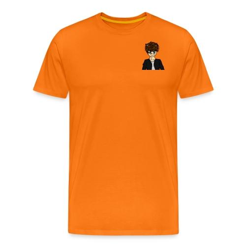 LangoKatze - FrauenShirt - Männer Premium T-Shirt