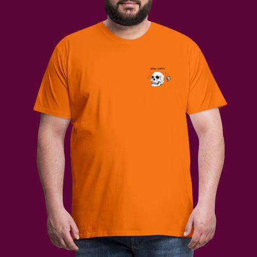 Head Empty - Men's Premium T-Shirt
