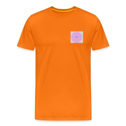lukewarm logo - Men's Premium T-Shirt