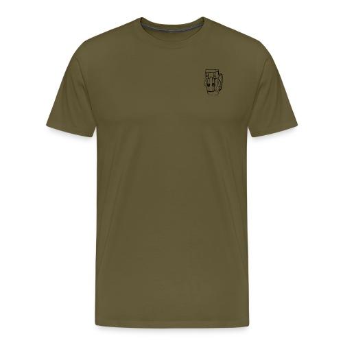 Backpack 2 - Maglietta Premium da uomo