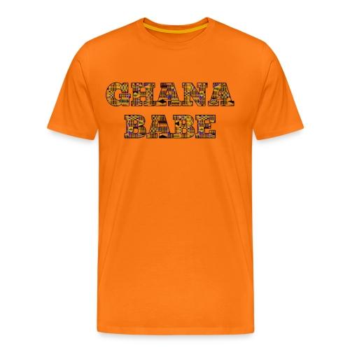 Ghana babe - Men's Premium T-Shirt