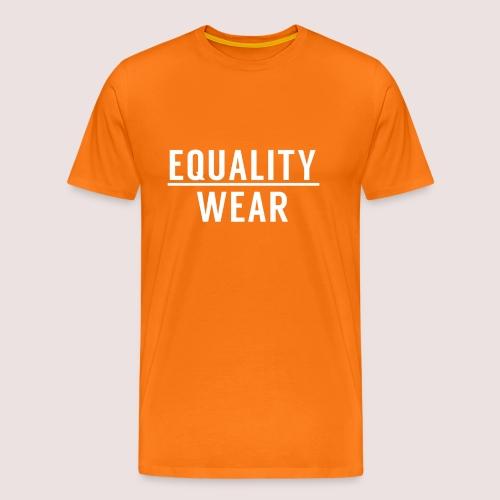 Equality Wear Official Pattern - Men's Premium T-Shirt