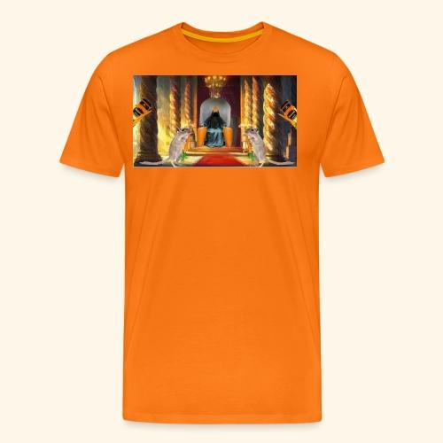 The Carrot King - Men's Premium T-Shirt