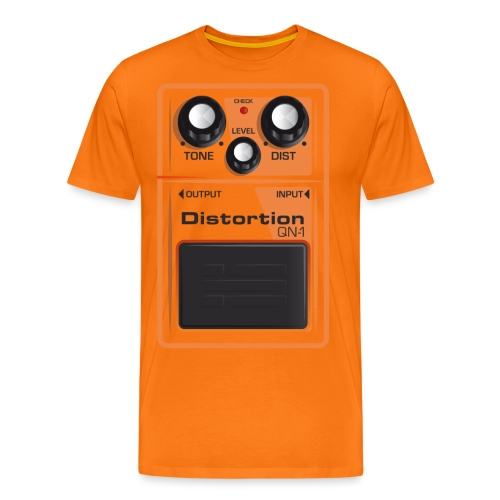 Distortion - Männer Premium T-Shirt
