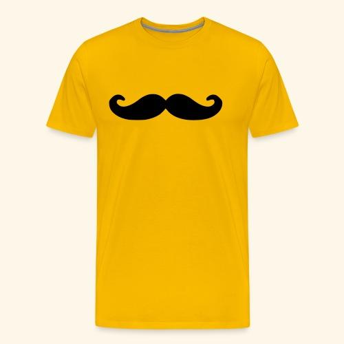 Loco Moustache - Mannen Premium T-shirt