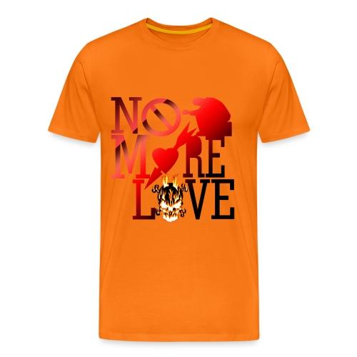 get no love - Men's Premium T-Shirt