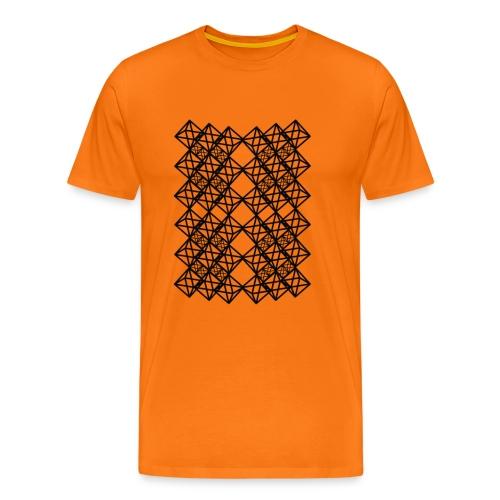 Octahedron Complex - Men's Premium T-Shirt