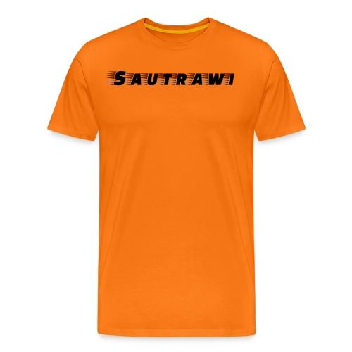 sautrawi - Männer Premium T-Shirt