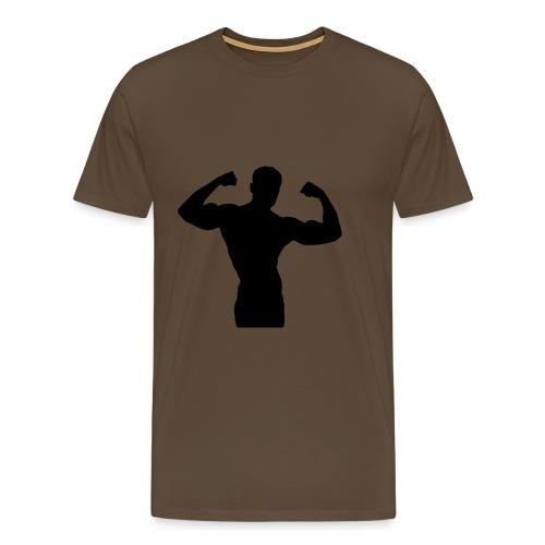 Musculation - T-shirt Premium Homme