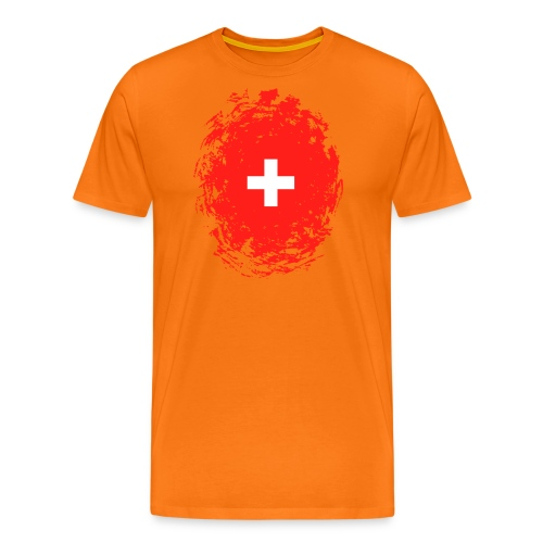 Swiss Spirit Collection - T-shirt Premium Homme