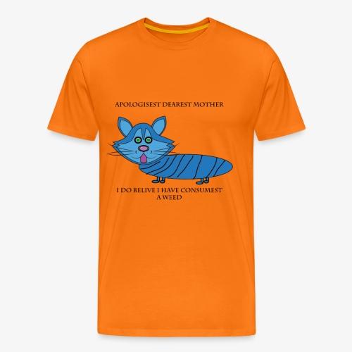 Dearest Mother - Premium T-skjorte for menn