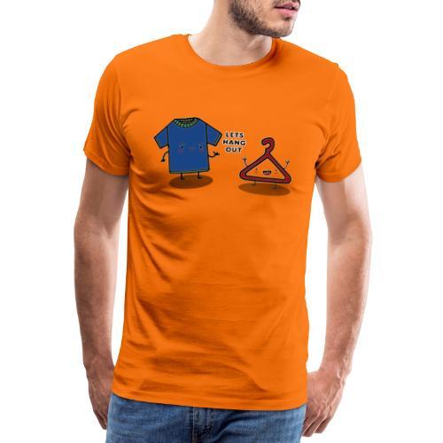 HANG OUT - Men's Premium T-Shirt