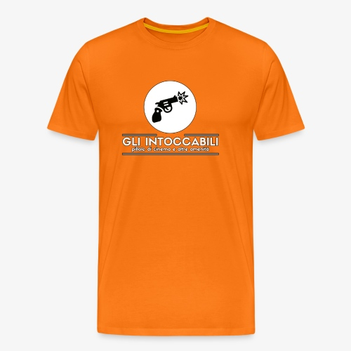 T Shirt - Gli Intoccabili - Maglietta Premium da uomo